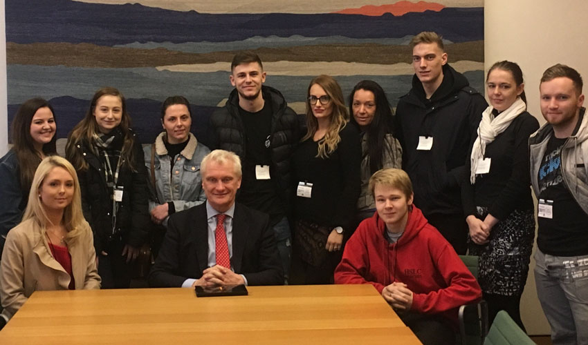 Graham Stuart MP Congratulates Local Colleges On Their Winning Bid