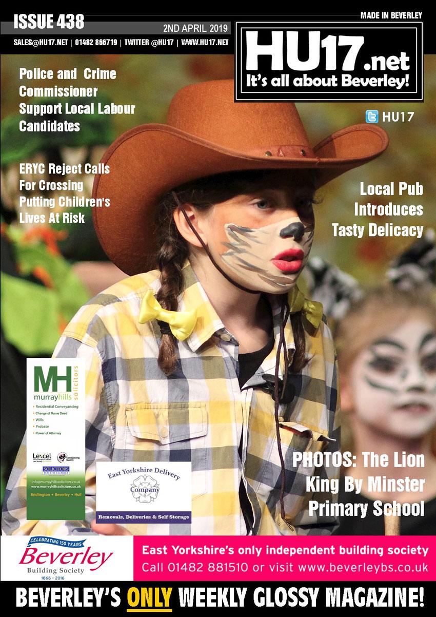 HU17.net Magazine Issue 438
