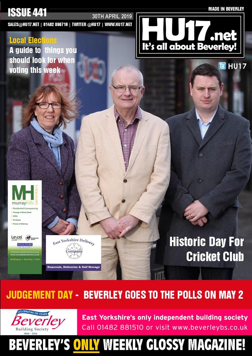 HU17.net Magazine Issue 441