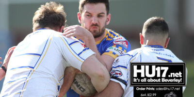 Beverley ARLFC Beaten At Home By Crosfields In NCL