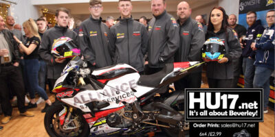 Alliance Steel Racing Reveal  Jordan Rushby's Bike For Superstock 1000