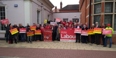 Labour Call For ERYC To Put 'I Before E' As They Launch Election Campaign