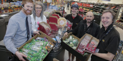 Aldi's Beverley Store Launches Partnership With Local Charities