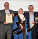 Double Celebration For Beverley At Chairman's Awards