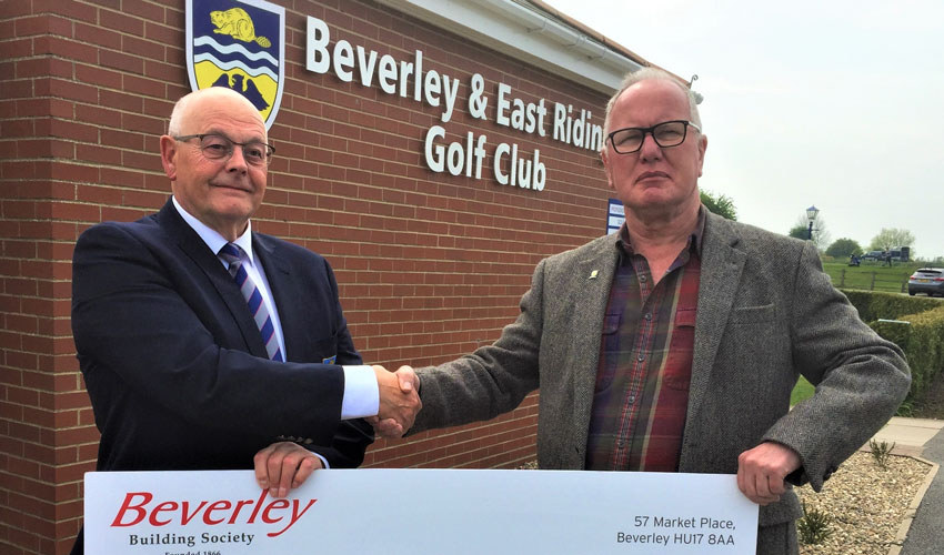 Daisy Appeal Benefit Thanks To Fund Raising Efforts Of Local Golf Club