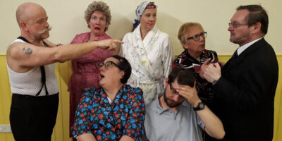 Sylvia's Wedding - Hilarious Comedy To Be Staged At Memorial Hall