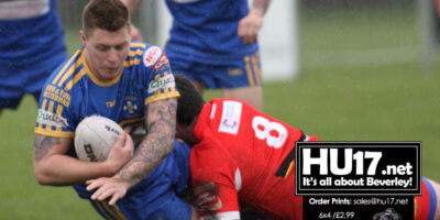 Beverley ARLFC Claim Second Consecutive Home Win