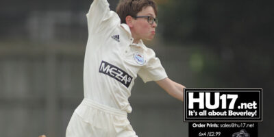 GALLERY : Beverley Town CC U13s B Vs Sutton @ Norwood