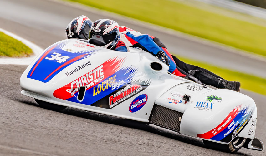 Christie Brothers Claim Fourth Spot At Oulton Park