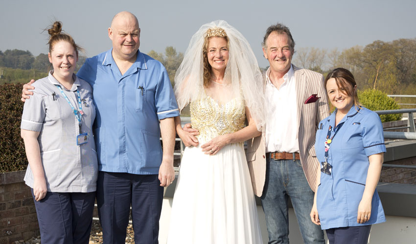 Wedding Gifts To Benefit Cancer Patients Thanks To Generous Couple