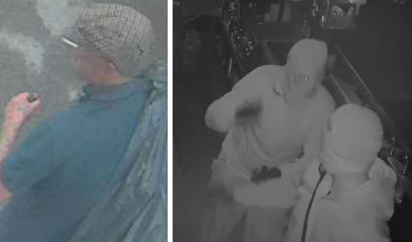 Appeal For Information Following Burglaries At Gin Bar In Beverley