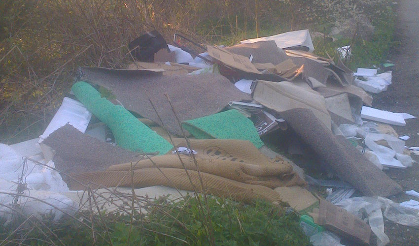 Hull Woman Fined £200 After Facebook Fly-Tipper Dumps Her Rubbish