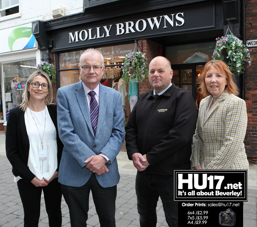 Shoplifting – The Daily Battle Faced By Traders In Beverley