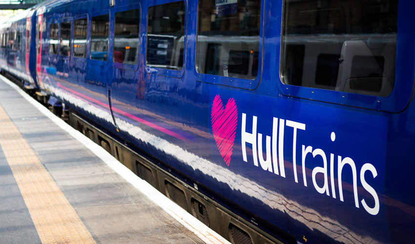 Additional Services To Beverley Announced For Hull Trains After Approval Granted