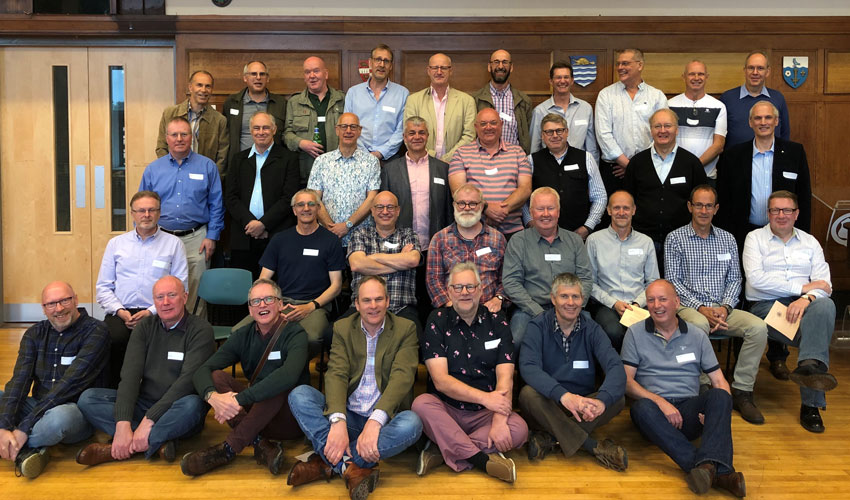Forty Years On - Beverley Grammar School Class Of 1979 Reunited