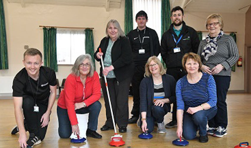 Gentle Exercise and Fun Activities Session in Beverley