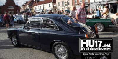 Car Club Secretary Says Show Set To Be Biggest Event Yet