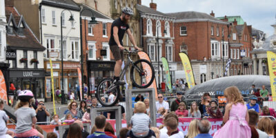 Cycle4Life Challenge Week Kicks Off In Beverley With Bike Fest