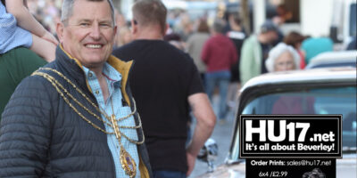 Car Show Enjoyed By Thousands Earns Praise Of Town Councillors