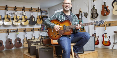 Guitar Shop Swaps Town Centre For Retail Park As They Look To Expand