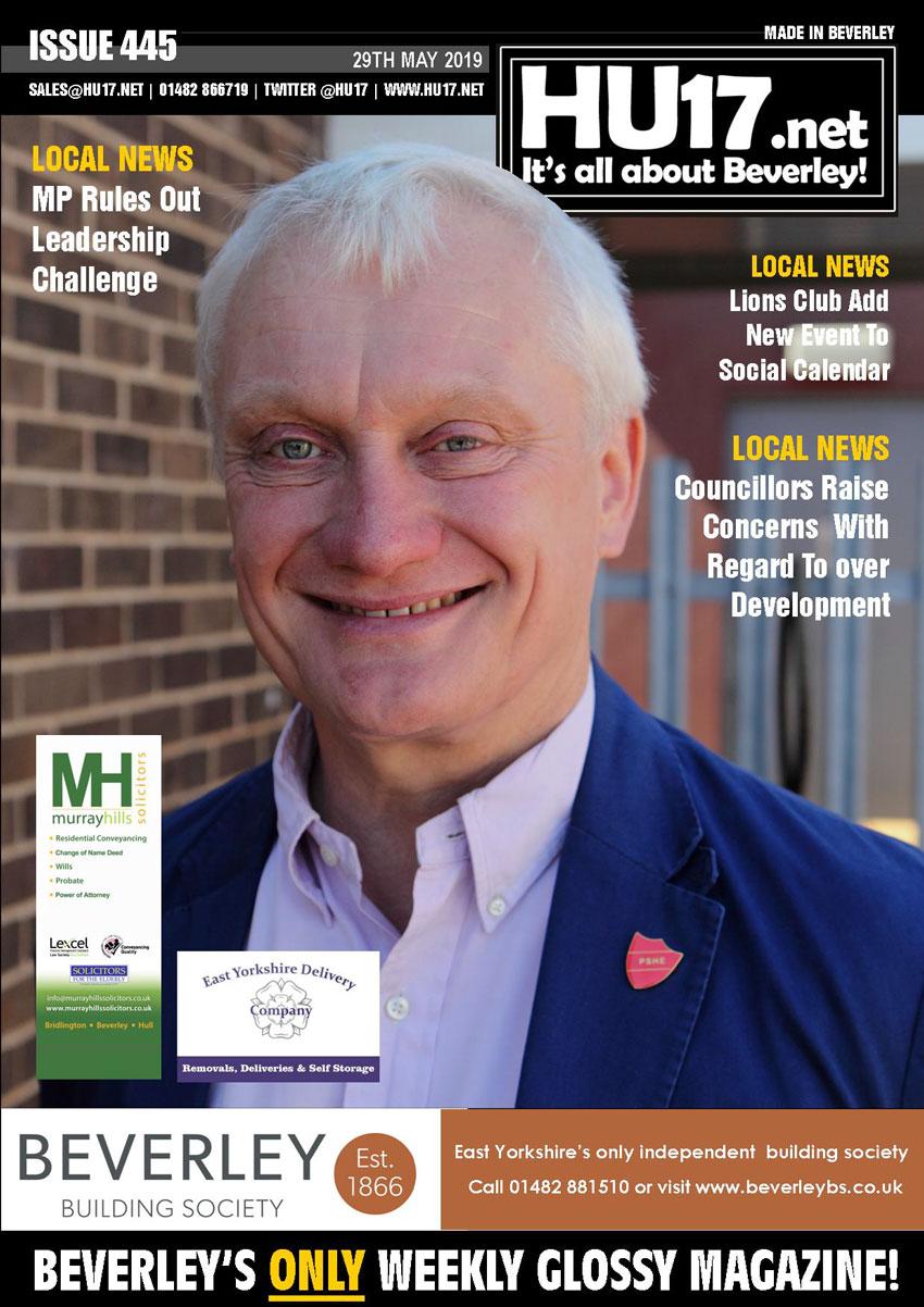 HU17.net Magazine Issue 445