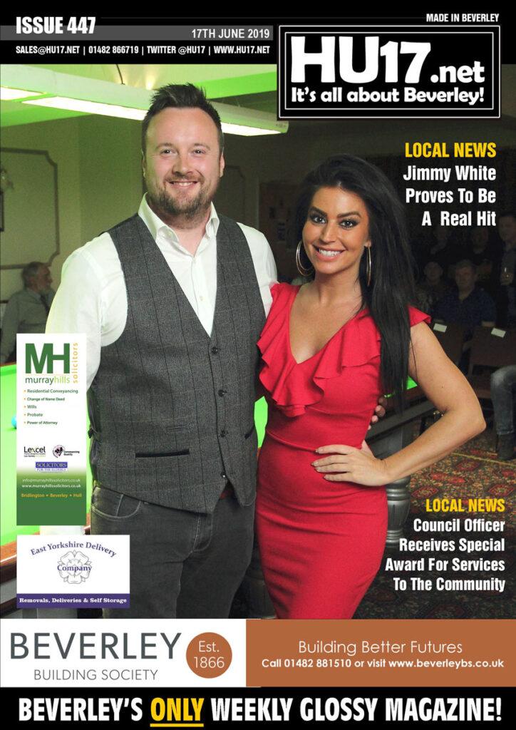 HU17.net Magazine Issue 447