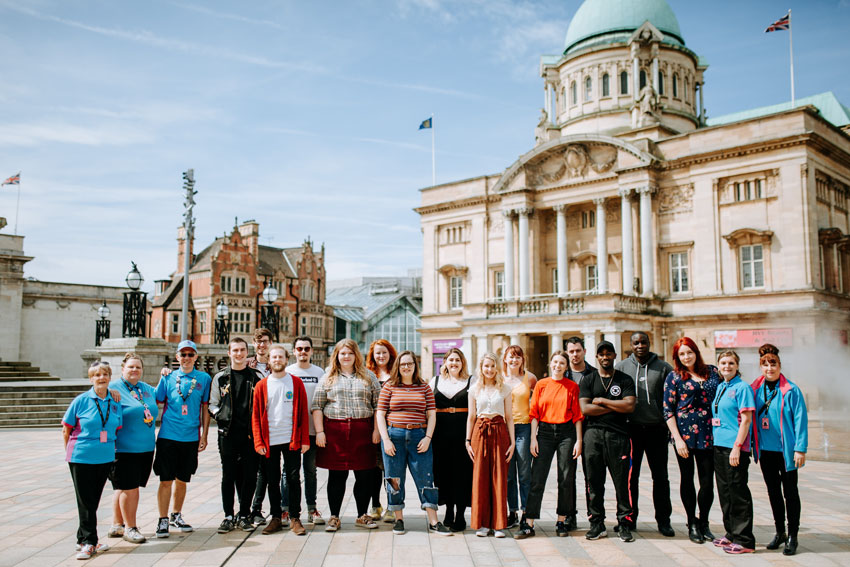 Edinburgh Fringe Festival To Feature Performing Arts From Hull