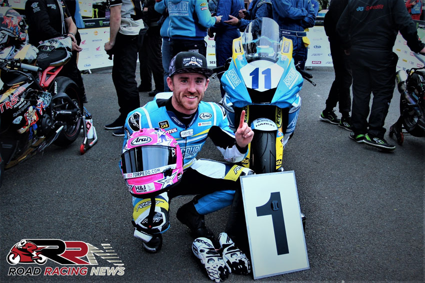 Exemplary First TT Expedition For East Yorkshire Based Ashcourt Racing
