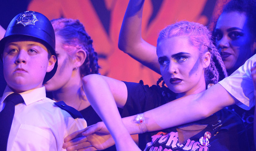 Longcroft School To Compete In Northern Finals Of Rock Challenge