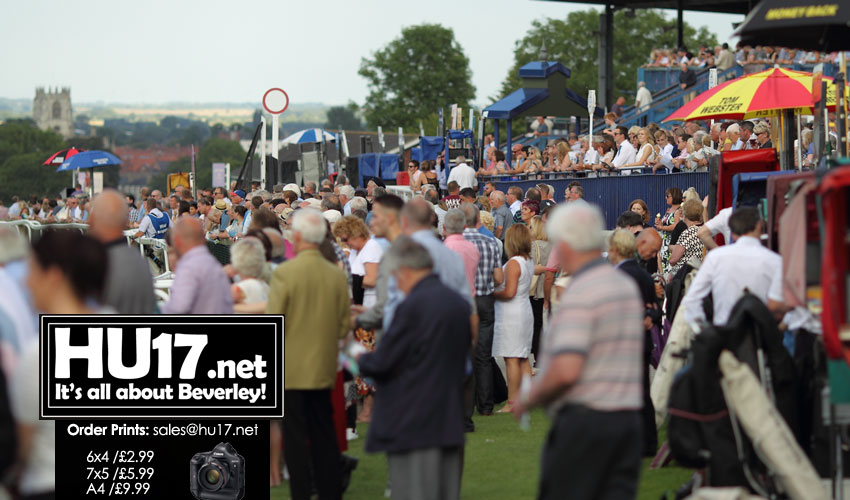 BEVERLEY RACES : Swann Flying High For Big Day At Beverley