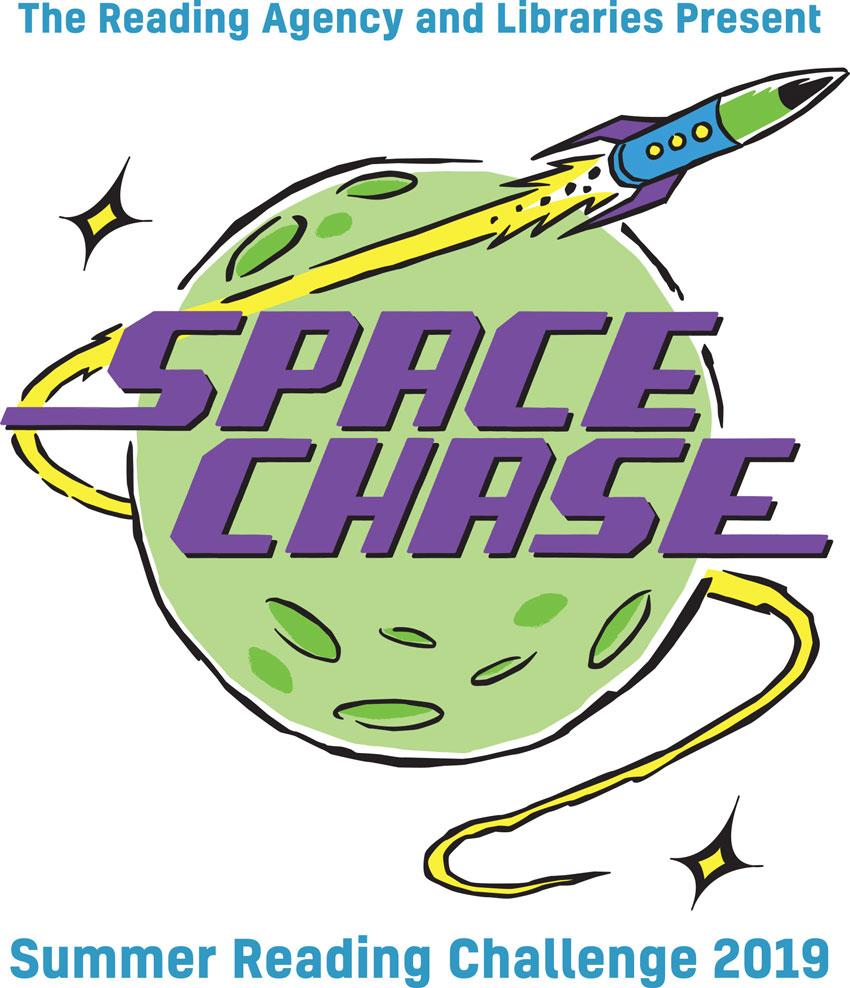 Space Chase, Summer Reading Challenge To Take Off This Summer