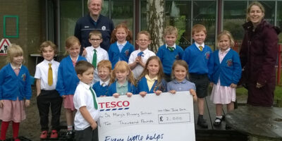 St Mary's Primary School Awarded Cash To Help Fund Project