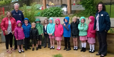 Bags Of Help Scheme Grant Funds Garden At Local School