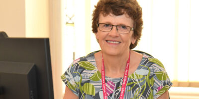 Honour For 'Inspirational' Council Officer For Work With Children And Families