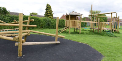 Communted Sums Fund Three Play Area Improvement Projects
