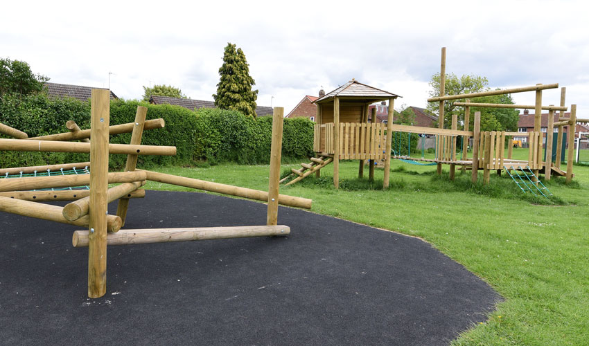 Commuted Sums Fund Three Play Area Improvement Projects