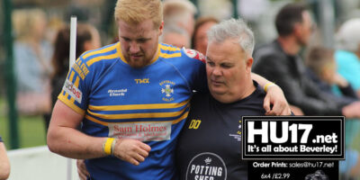 Double Header Of Action This Week For Beverley ARLFC