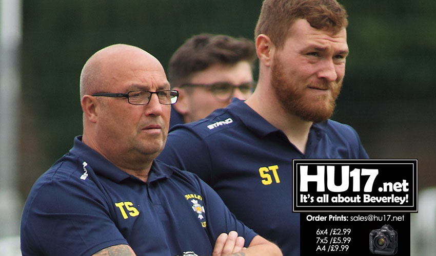 Blue & Golds Host Askam In First Of Three Consecutive Home Matches