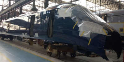 New State Of The Art Trains Are 'On Time' Say Hull Trains