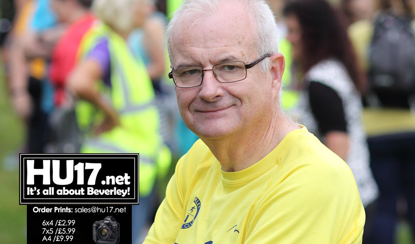 Parkrun Challenge To Public Officials Issued By Cllr Denis Healy