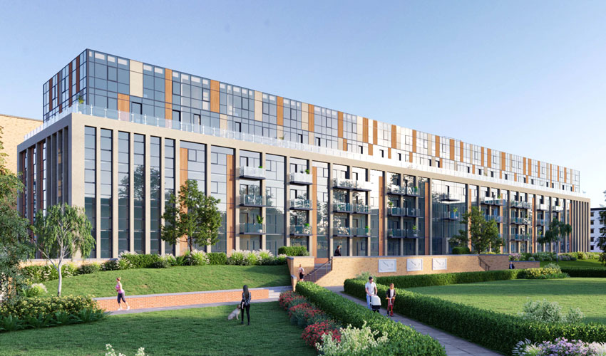 Hull Developer Launches The Glass House Apartments In Queen's Gardens