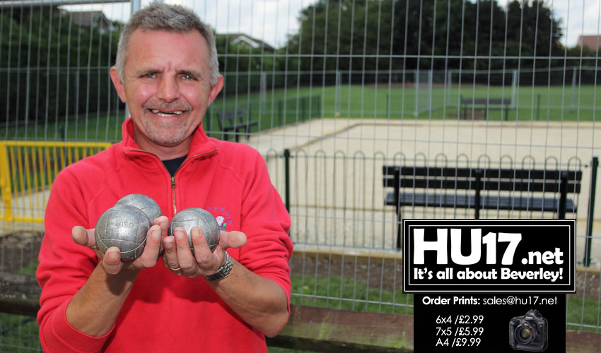 Pétanque Club To Be Based In Molescroft Looking For Players