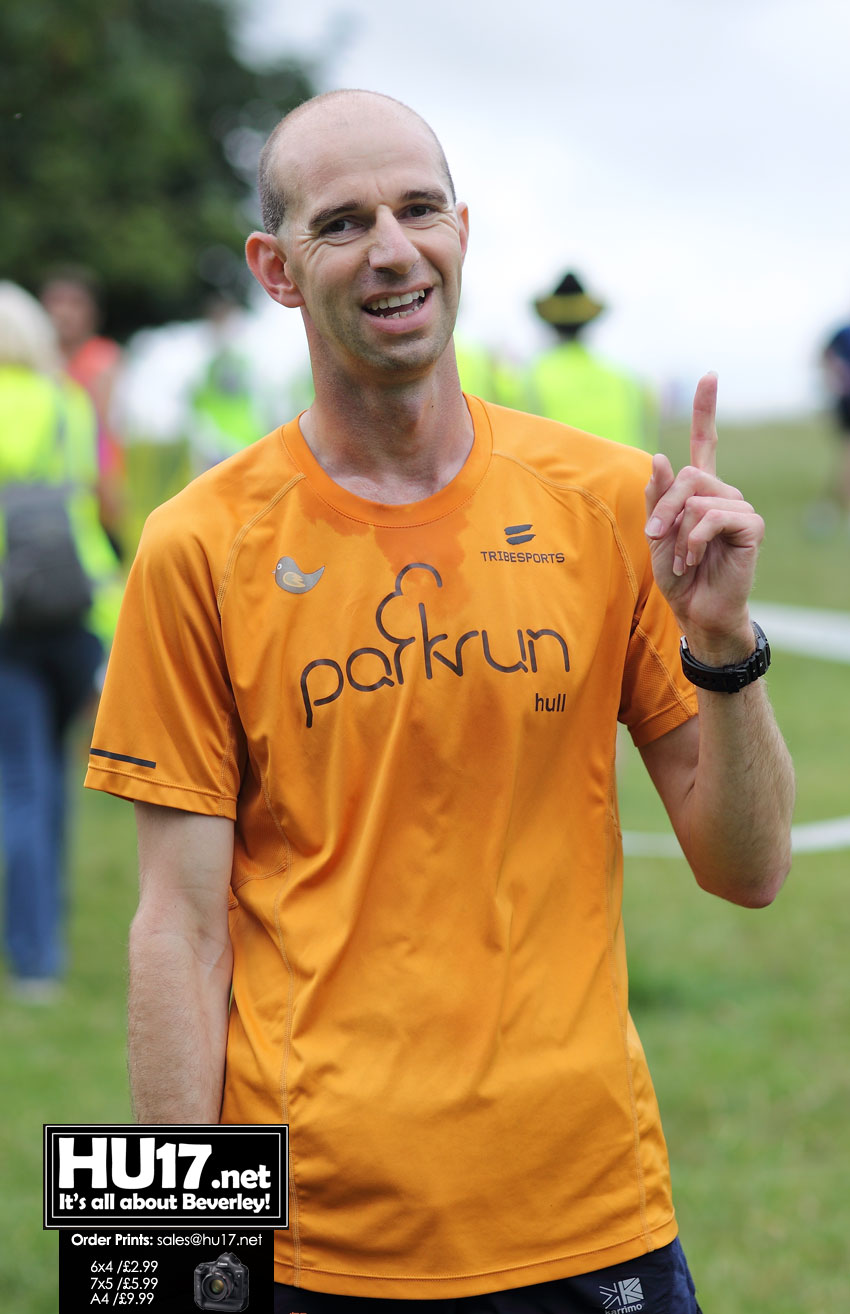 Beverley Westwood Parkrun Sees Hundreds Take Part In Inaugural Event