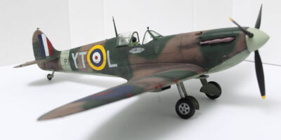 Revell Supermarine Spitfire Mk.IIa 1:32 Build Review