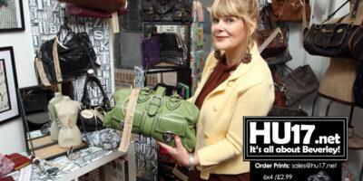 Preloved Designer Bags Proving Popular For This Beverley Retailer