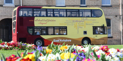 East Yorkshire Celebrates Catch The Bus Week With Competition