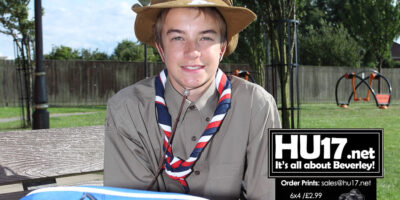 Max All Set For Life Changing Experience At World Scouting Jamboree