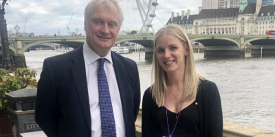 Local Teacher Completes Parliament Ambassador Programme