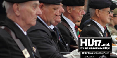 Spitfire And Trench Experience Form Part Of Veterans Weekend In Hull