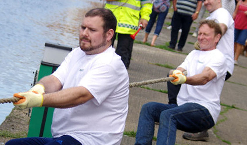 Beverley To Host World Barge Pulling Championships